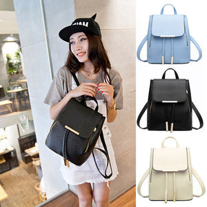 Patricia-Women's Backpack  High Quality PU Leather