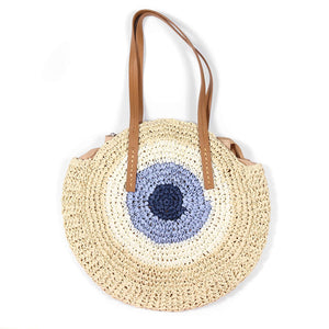 Tommy-Handmade Straw Bag