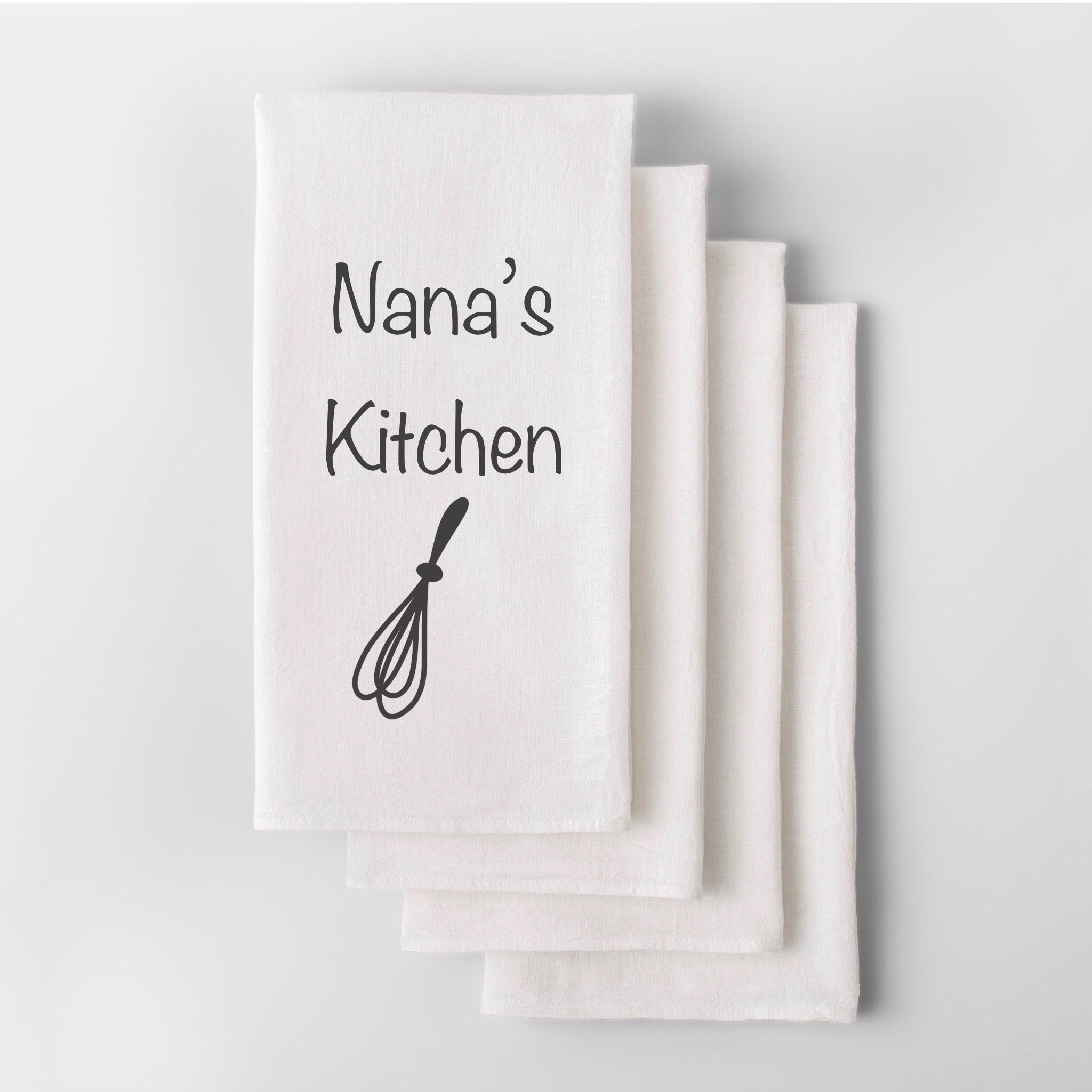 Mom's/ Nana's Kitchen Towel