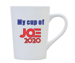 My cup of Joe-Handmade Charity Mug