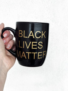 Black Lives Matter- Charity Mug