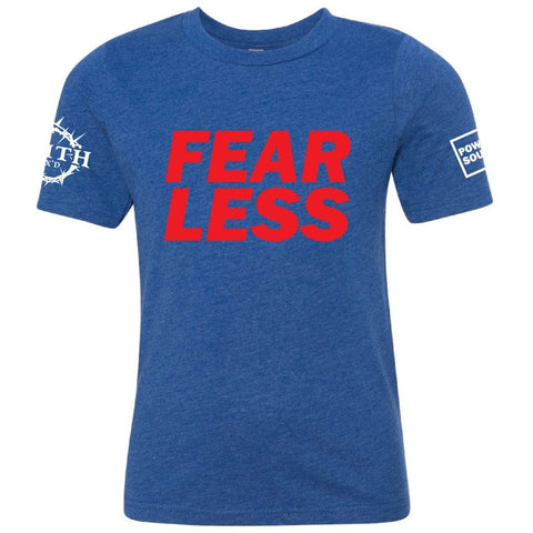 Boys Youth FEARLESS Shirt