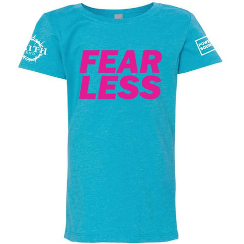 Girls Youth FEARLESS Shirt