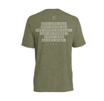 FEARLESS MILITARY GREEN SHIRT
