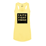 FAITH FIGHT FINISH Tank