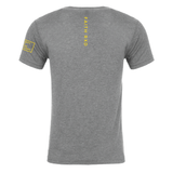 GRAY LOGO SHIRT