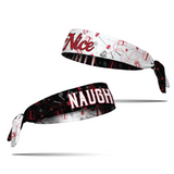 *LIMITED QUANTITY* Naughty or Nice Reversible Junk Headband
