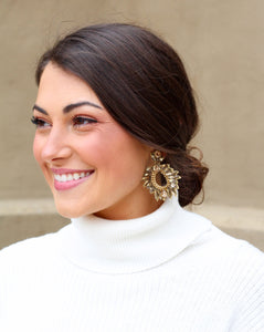 Alex Gold Earrings