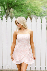 In Bloom Dress, Blush