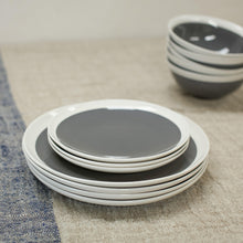Load image into Gallery viewer, Datia Slate Dinner Plate