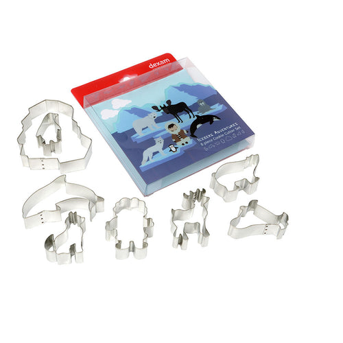 Iceberg Adventures Cookie Cutters