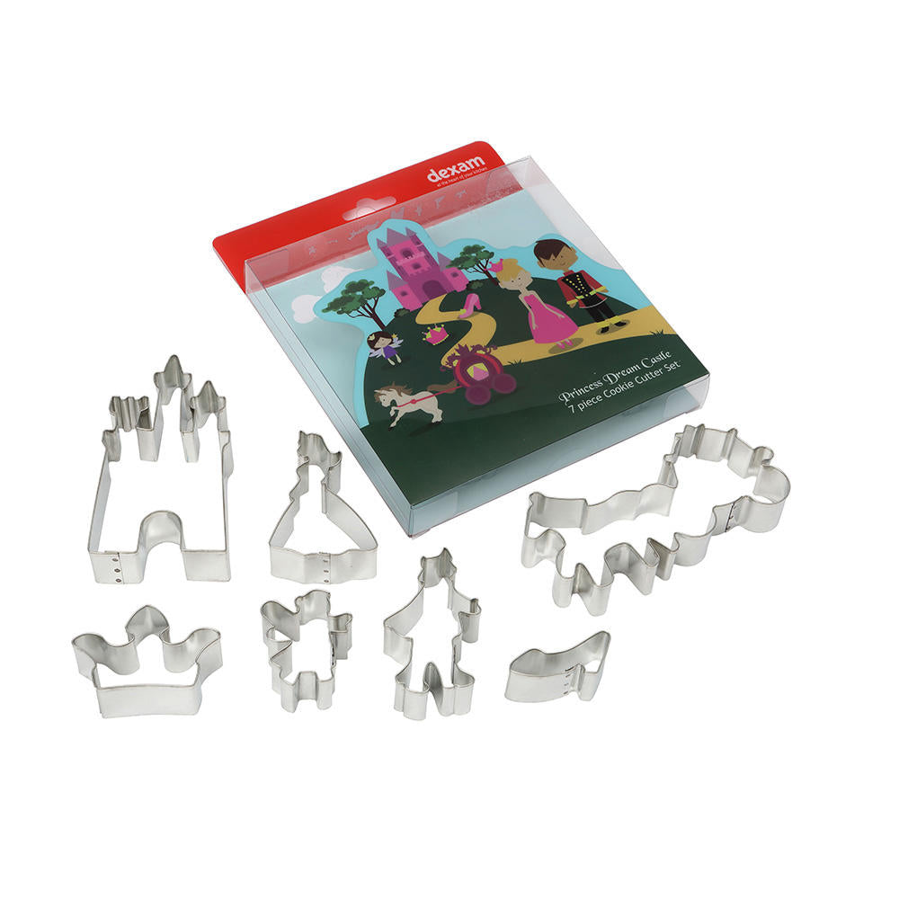 Princess Castle Cookie Cutters