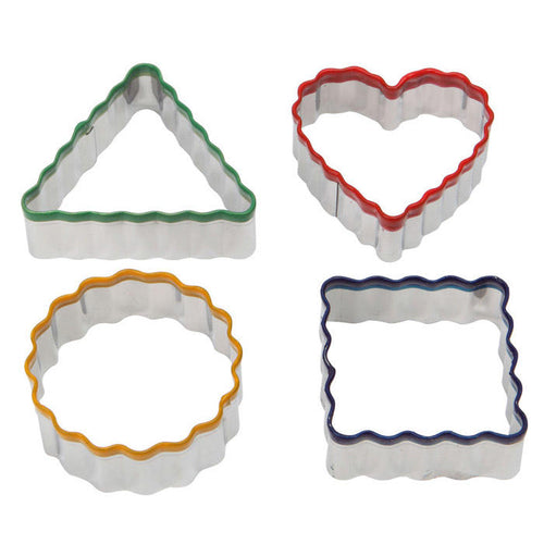 Scalloped Biscuit Cutters