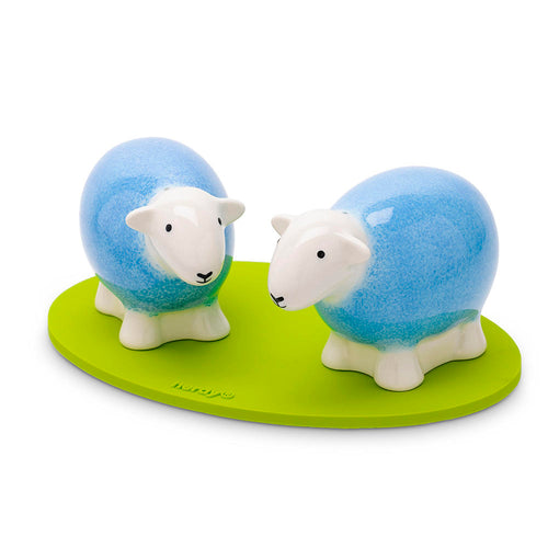 Salt & Pepper Shakers - Blue