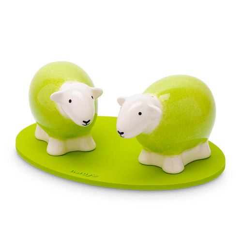 Salt & Pepper Shakers - Green