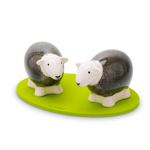 Salt & Pepper Shakers - Grey