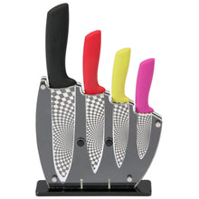 Load image into Gallery viewer, Ceramic Kitchen Knife Set