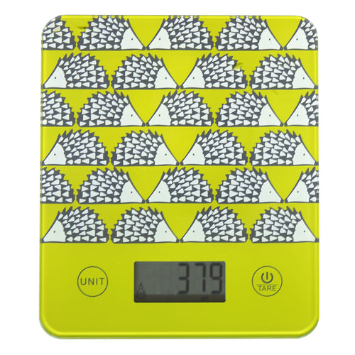 Spike Digital Kitchen Scales - Green