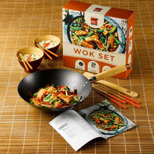 Load image into Gallery viewer, School of Wok Gift Set