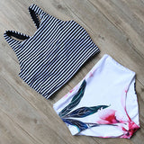 From Summer with Love High Waisted Two Piece