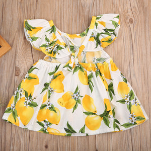 When Life Gives You Lemons Dress - 2T-6