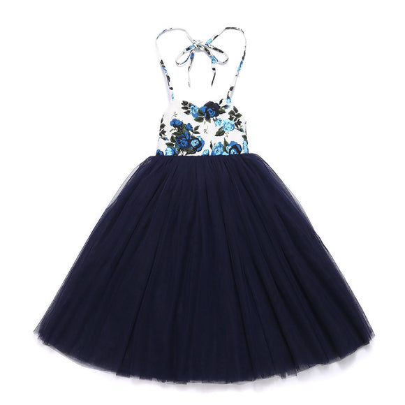 Day Dreamer Vintage Tutu Dress