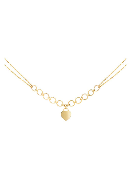 Love Isabelle - Juliet Necklace in Gold