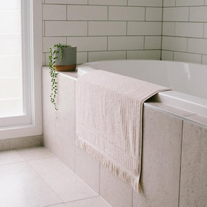 The Beach People - Luxe Bath mat