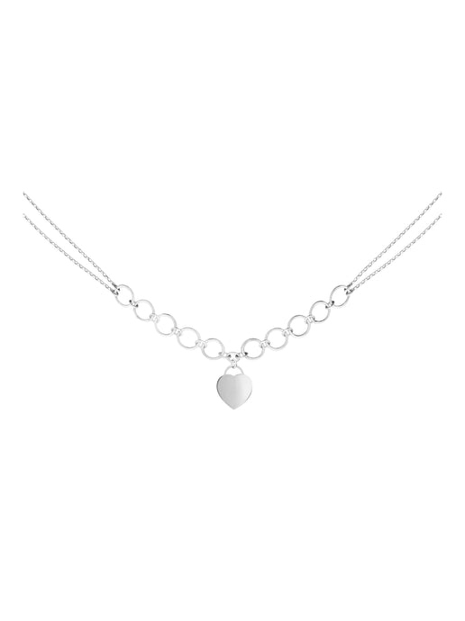 Love Isabelle - Juliet Necklace in Silver