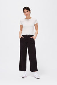 LACAUSA - Stella Pant in Tar