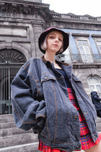 Load image into Gallery viewer, VINTAGE casaco CJ GREY || Jacket