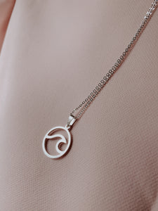ONDA colar -  WAVE necklace