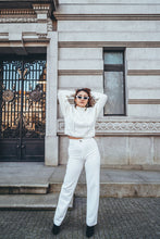 Load image into Gallery viewer, Calças EVA branco  - pants white