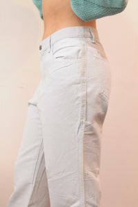 Calças MULBERRY - high rise jeans