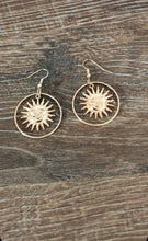 Load image into Gallery viewer, SUN earrings - brincos SOL