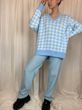 Load image into Gallery viewer, Eva calças azul bebé • suit trousers baby blue