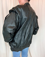 Load image into Gallery viewer, VINTAGE bomber jacket • blusão