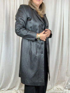 VINTAGE trech coat LONG • casaco