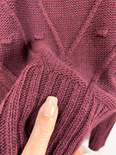 Load image into Gallery viewer, PRINCESS camisola malha . knit jumper