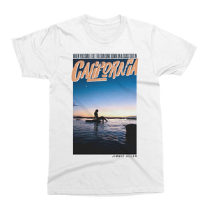 Jimmie Allen Sunset T-shirt