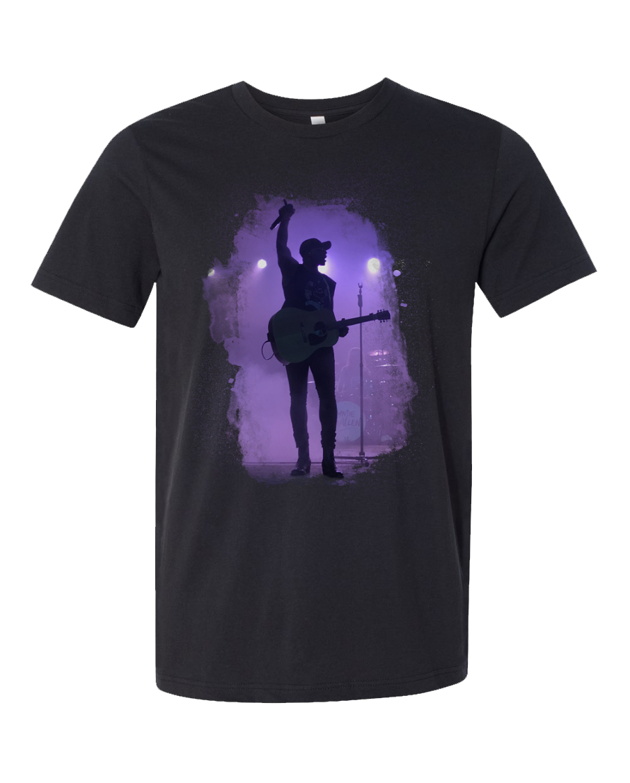 Jimmy Allen Photo T-shirt