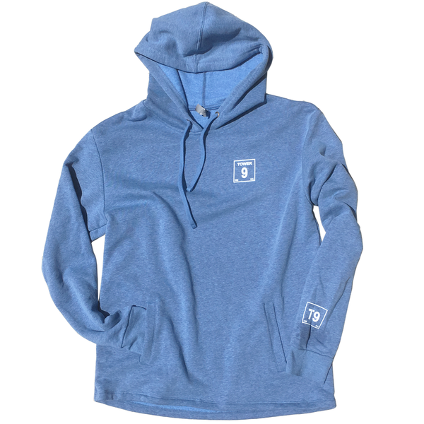 Signature Mens Pullover Fleece Hoodie