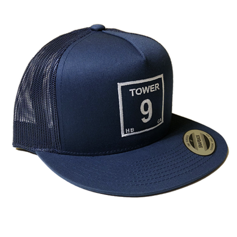T9 Signature Snap Back Trucker Hat