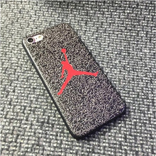 Load image into Gallery viewer, Michael Jordan Jersey 23 Silicone Phone Cases for iPhone 5 5S SE 6 6s Plus 7 7 Plus 8 8 Plus X XS XR XS MAX Cover