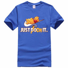 Load image into Gallery viewer, 2016 funny tee cute t shirts homme Pumba men short sleeves cotton