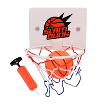 Load image into Gallery viewer, Children Wall-mounted Basketball Stand Indoor
