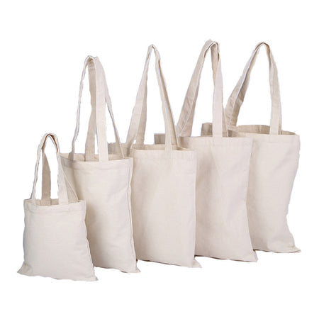 Canvas Reusable Eco Shopping Bag