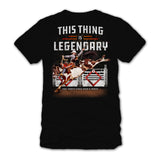 Men's Legends Ride T-Shirt - Back