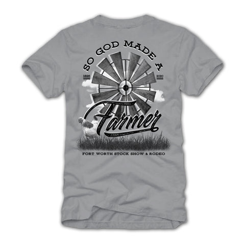 Fort Worth Farmer T-Shirt - Back