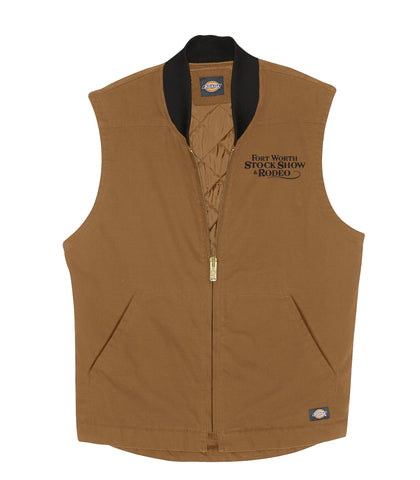 Men's Outerwear Insulated Vest - Front